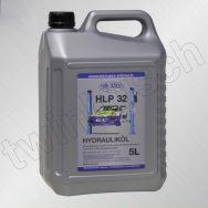 huile hydraulique