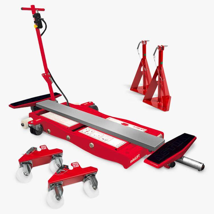 Mini Table L Vatrice Mobile Pour Carrosserie Automobile