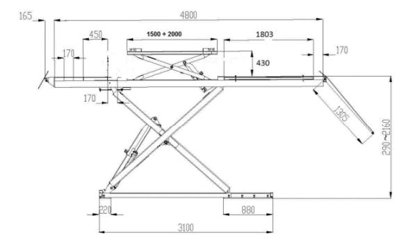 apfa40 capacit 4t pr dispos g o livr et install alexyne sarl. Black Bedroom Furniture Sets. Home Design Ideas