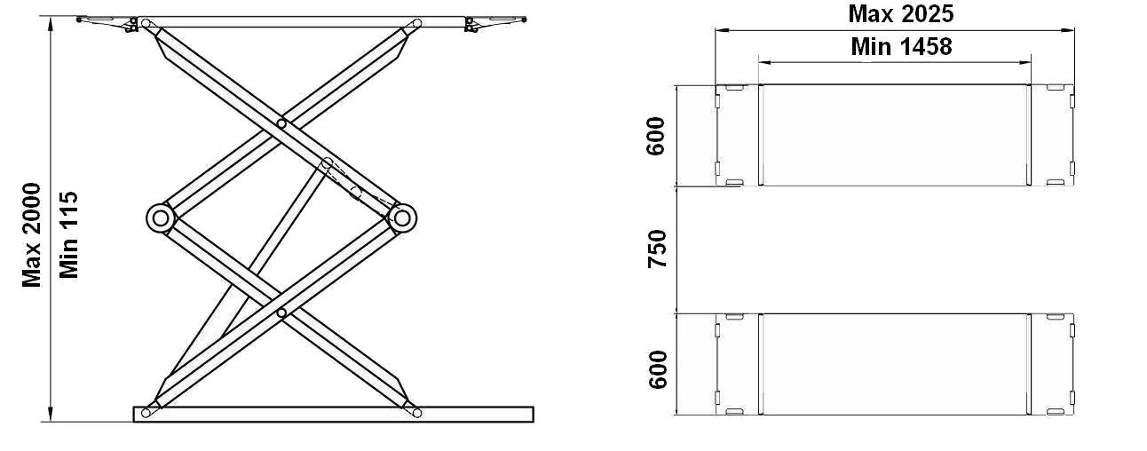 Plan l 3200 alexyne sarl for Garage pneu bourgoin jallieu