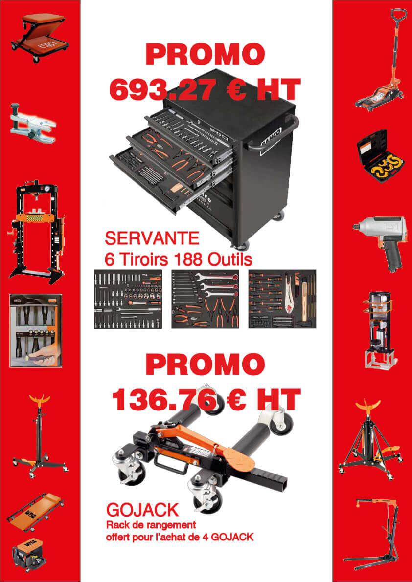 Catalogue de petits équipements pour Gagner en Prod.