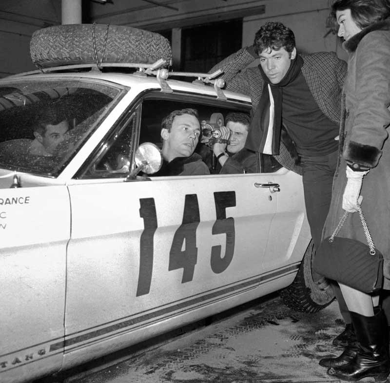 Alexyne :Parmi ces voitures la Ford Mustang : Serait-elle aussi connue sans le film de Claude Lelouch « un homme et une femme »