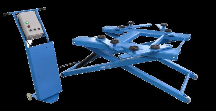 Pont ciseaux mobile 2.8T