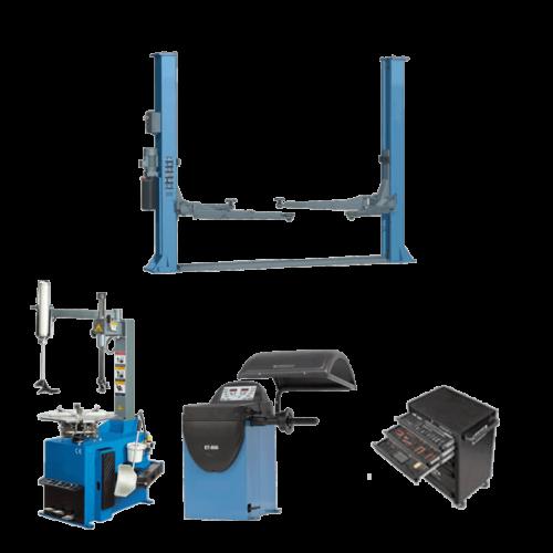 Pack PRO d'équipement mécanique N°1