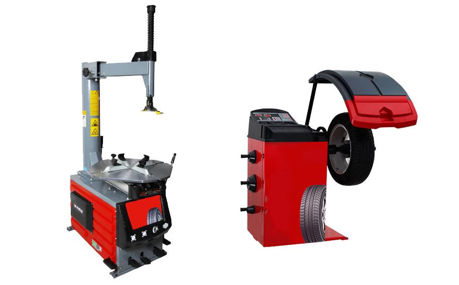 Pack pneus 2019 / 2020 : l'ensemble équilibreuse et démonte pneu à prix canon