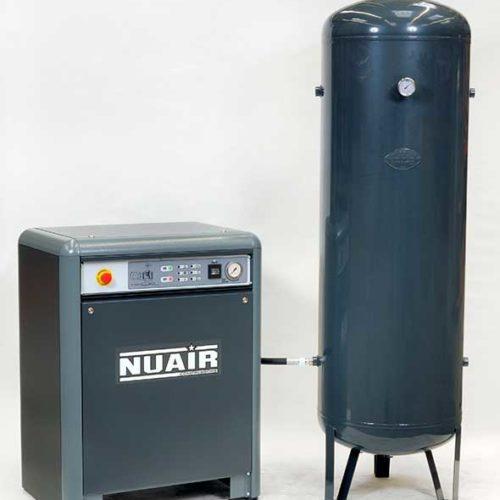 Pack compresseur insonorisé SILENT K50 T10 avec réservoir 500 litres